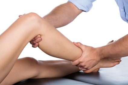 leg muscle pain treatment